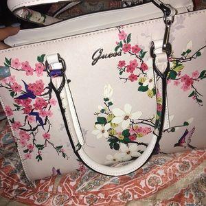 Floral Guest purse